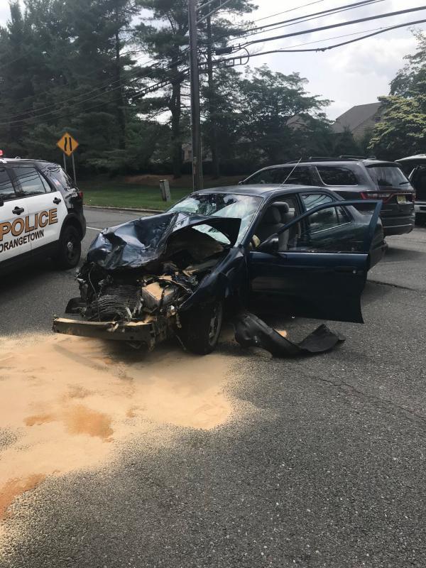 Vehicle Accident, 7/10/2019