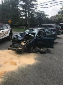 Vehicle Accident, 7/10/2019