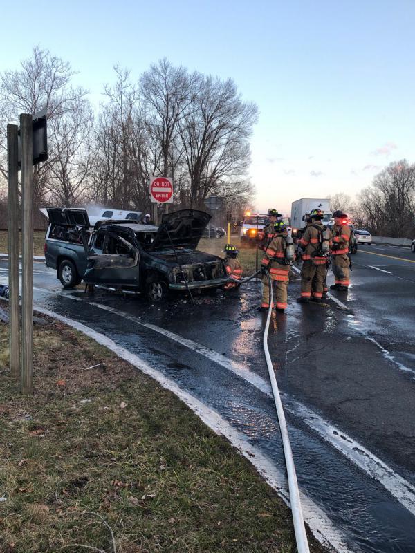 Car Fire, 3/4/2020